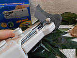 Швейная мини-машинка, ручная швейная машинка, фото 7