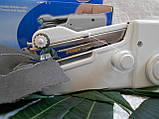 Швейная мини-машинка, ручная швейная машинка, фото 8