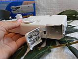 Швейная мини-машинка, ручная швейная машинка, фото 9