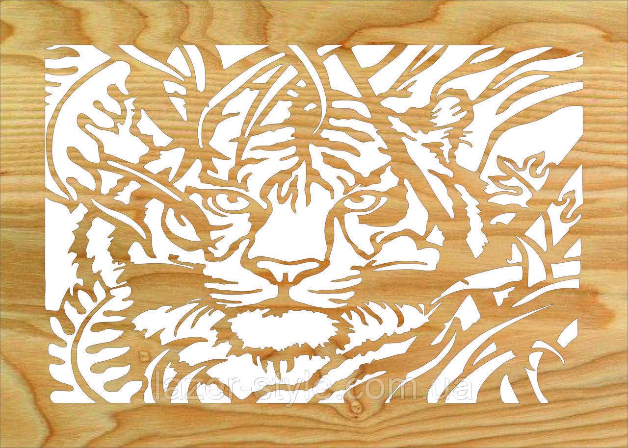 Решітка на батарею -екран № 228 Тигр