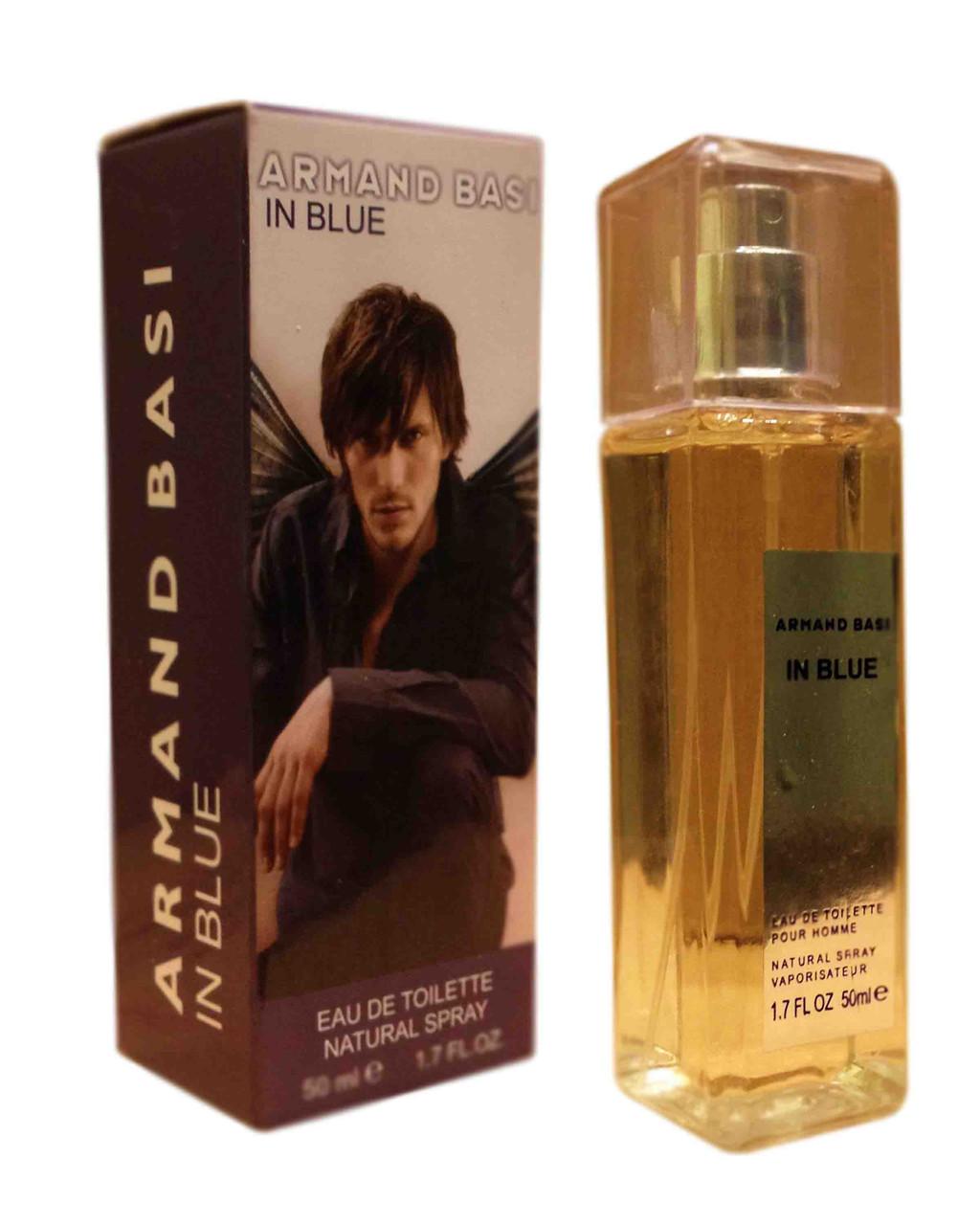 Мини-парфюм Armand Basi In Blue (Арманд Баси Ин Блю) 50 мл.