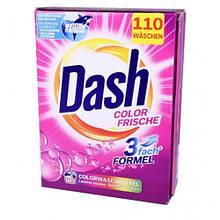 Стиральный порошок для цветного белья Dash Color Frische 7.15кг 110 стирок