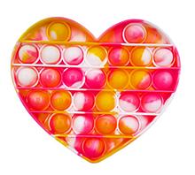 Игрушка-антистресс SUNROZ Push Bubble Pop It пузырьки для снятия стресса Стиль 8 (SUN8724)