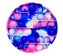 Іграшка-антистрес SUNROZ Push Bubble Pop It бульбашки для зняття стресу Стиль 10 (SUN8726)
