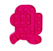 Игрушка-антистресс SUNROZ Push Bubble Pop It пузырьки для снятия стресса Стиль 30 (SUN8746)