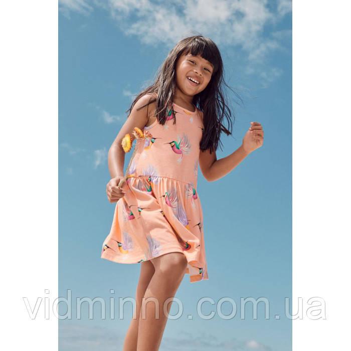 Платье сарафан Колибри H&M на девочку 8-10 лет