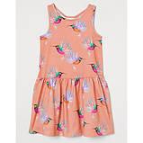 Платье сарафан Колибри H&M на девочку 8-10 лет, фото 2