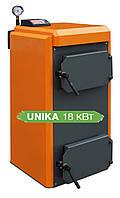 Пиролизные котлы для отопления частного дома КОТэко Unika 18