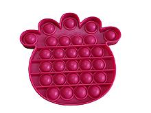 Антистрес PopAr сенсорна іграшка Вишневий ананас
