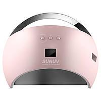 Лампа для маникюра SUNUV SUN 6 Pink (оригинал), 48 Вт