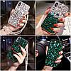 """Чохол зі стразами силіконовий протиударний TPU для Sony Xperia Z1 Compact D5503 """"SWAROV LUXURY"""", фото 8"""