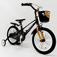 """Дитячий двоколісний велосипед Shadow 16"""" від 4 до 7 років"""