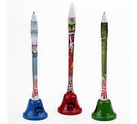 Ручка с колокольчиком Новый год