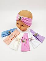 Детские повязки на голову для девочек оптом, фото 1