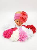 Детские повязки на голову для девочек оптом