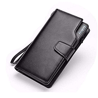 Портмоне клатч Baellerry Business Lite black