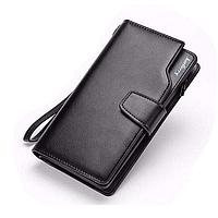 Портмоне клатч Baellerry Business black, фото 1