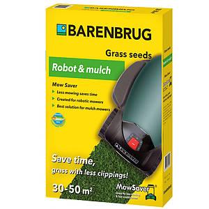 Газонна трава Barenbrug / Баренбург Еліт Mow Saver Robot & Mulch (Нідерланди)