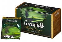 Чай в пакетиках зеленый Greenfield Flying Dragon 25 п.