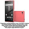 """Чехол книжка с визитницей кожаный противоударный для Sony Xperia Z5 Compact E5823 """"BENTYAGA"""", фото 2"""