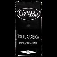 Кофе в зёрнах Caffe Poli Total Arabica, 1 кг
