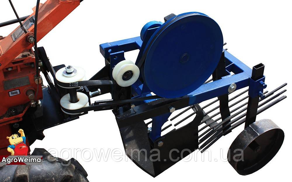 Картоплекопач вібраційний Zirka-105 під вал ВП (без карданного валу)