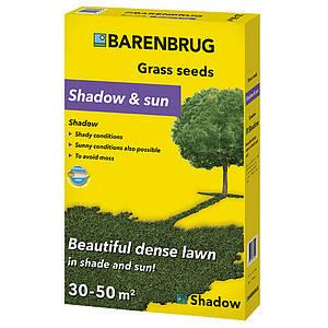 Газонна трава Barenbrug Shadow and Sun / Баренбург Тінь і Сонце  (Нідерланди)