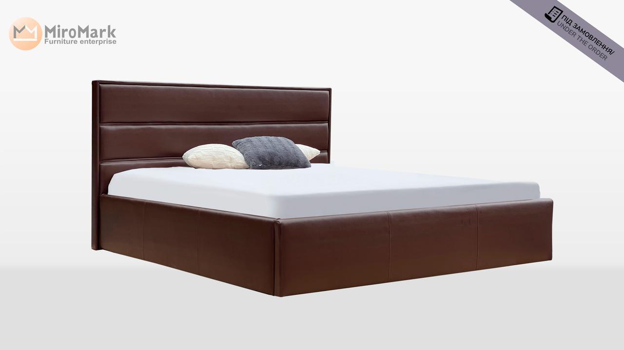 М'яке ліжко Сильвія ТМ Миро Марк з підйомним механізмом
