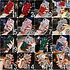 "Чехол со стразами силиконовый противоударный TPU для Sony Xperia XZ F8332 ""SWAROV LUXURY"", фото 3"
