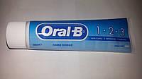Зубная паста Oral-B fluoride tothpaste Германия