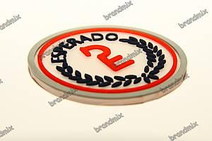 Резиновый логотип
