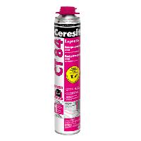Ceresit CT 84 клей пена для газобетона, пенополистирола, 850 мл