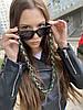 Ланцюжок для окулярів BLESTKA Verona Green/Gold