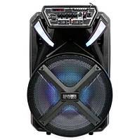 Аккумуляторная колонка-чемодан SOUNDBOX Wireless Speaker SB-4500 150W | Блютуз колонка для музыки