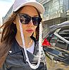 Ланцюжок для окулярів BLESTKA Siena White