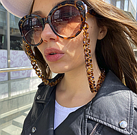 Ланцюжок для окулярів BLESTKA Verona Amber