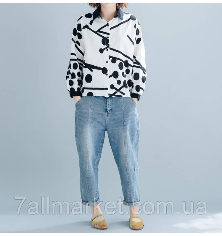 """Блузка жіноча ексклюзив з коміром розмір 42-46 (4кол) """"SPRING"""" недорого від прямого постачальника"""