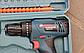 Аккумуляторный шуруповерт Bosch TSR12-2LI (12V 3Ah Li-Ion), фото 4