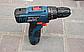 Аккумуляторный шуруповерт Bosch TSR12-2LI (12V 3Ah Li-Ion), фото 5