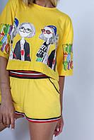 Стильна футболка, фото 4