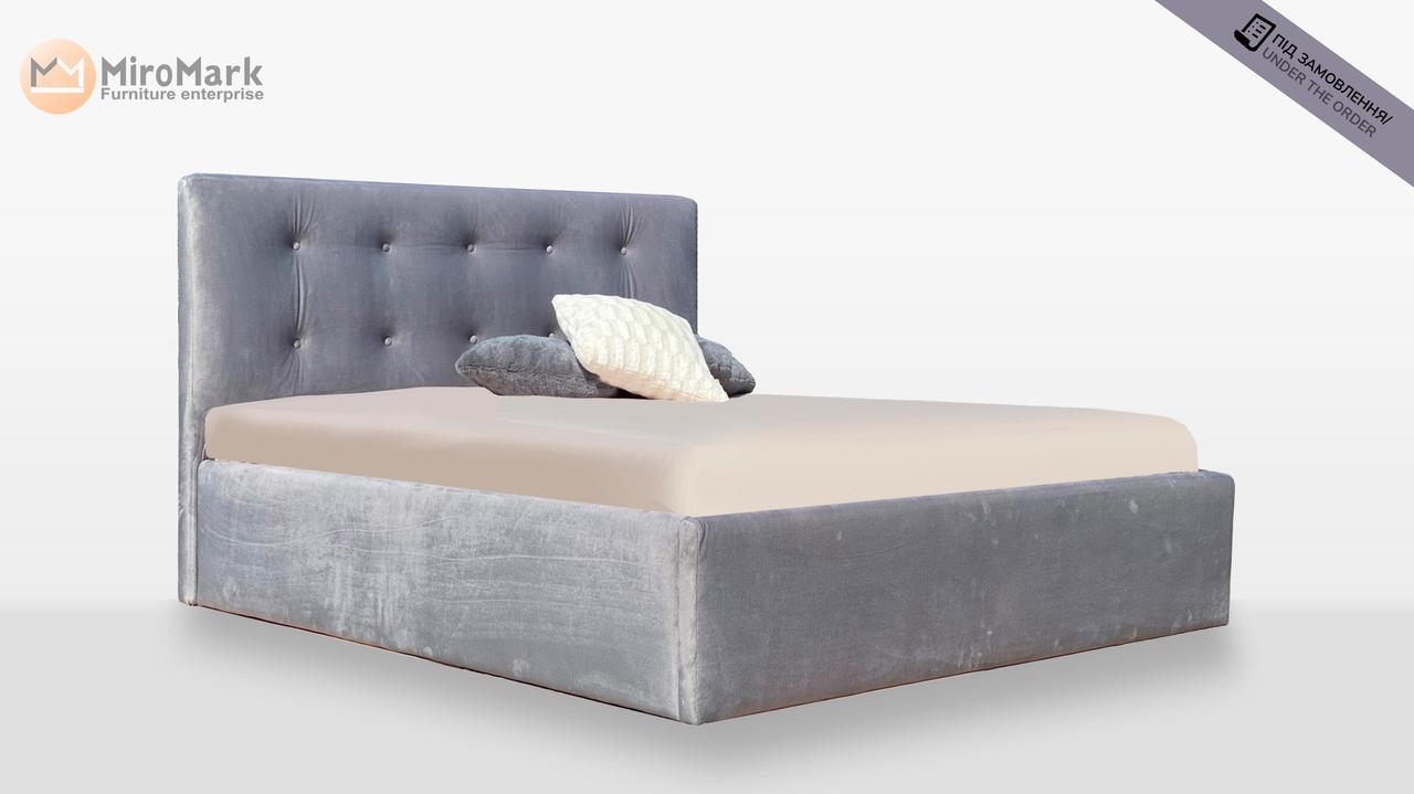 Мягкая кровать Катрин ТМ Миро Марк с подъемным механизмом