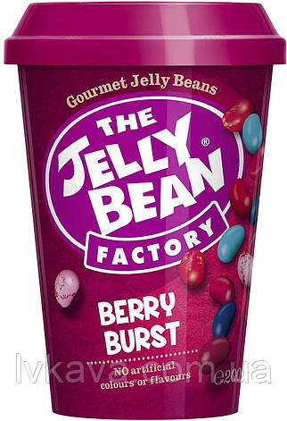Желейні цукерки The Jelly Bean factory Berry Bust, 200 гр, фото 2