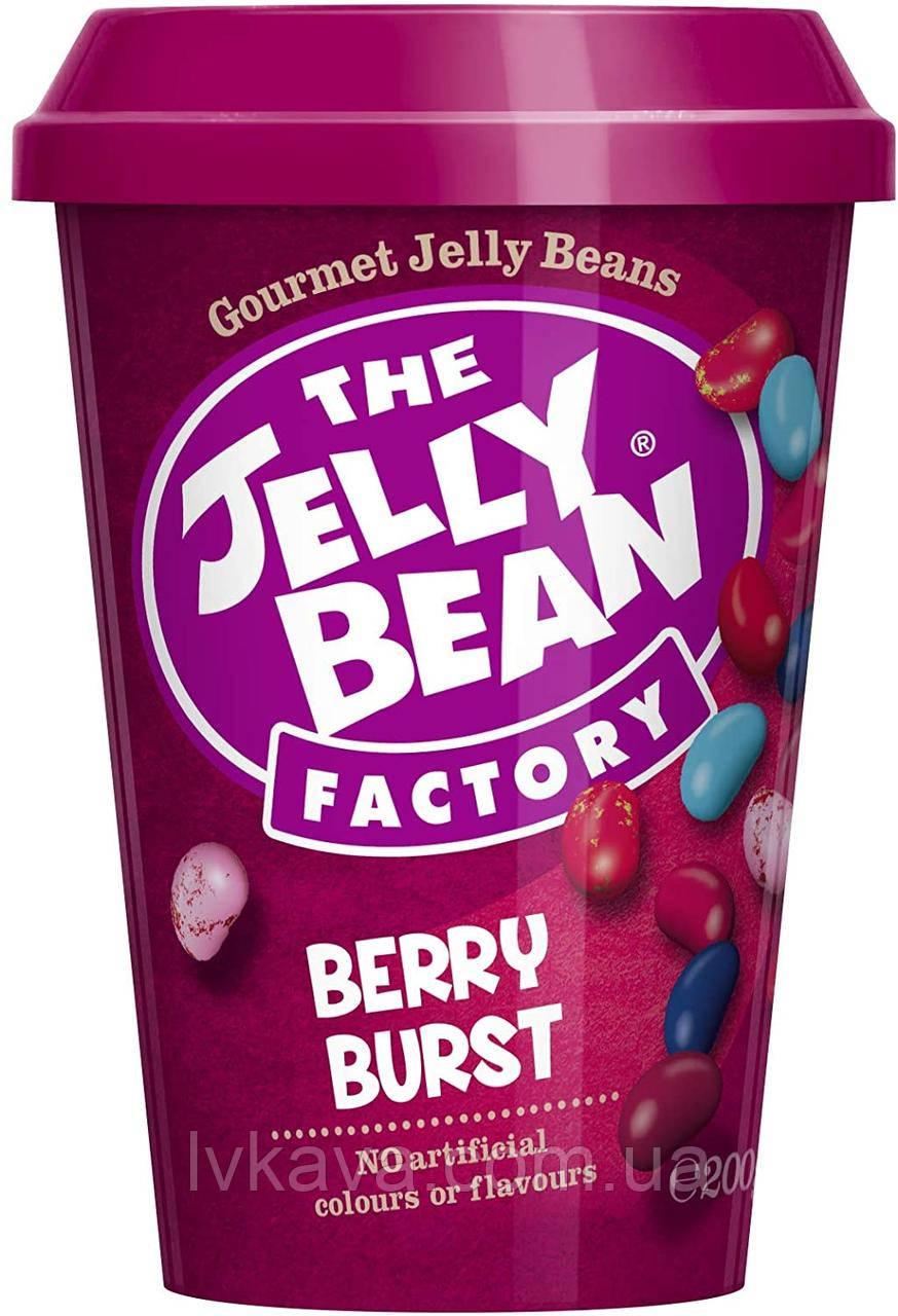 Желейні цукерки The Jelly Bean factory Berry Bust, 200 гр