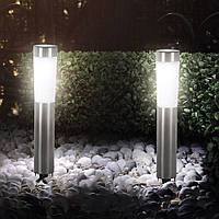 Светильник Солнечный аккумуляторный садово-парковый 8х40(15)см SIATOM Lighting