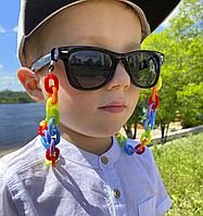 Дитячий ланцюжок для окулярів BLESTKA Kids Rainbow, фото 1