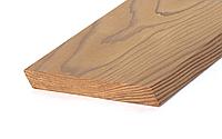Планкен скошенный косой из термососны 18х120х900мм-3000мм