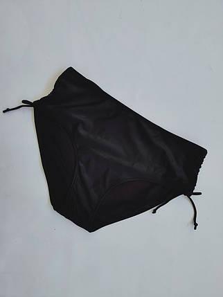 4Плавки SISIANNA Индия 9066 черный (В НАЛИЧИИ ТОЛЬКО    52 54 56 58 60  размеры), фото 2