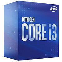 Процесор s1200 Intel Core i3-10100F 3.6-4.3 GHz 4яд. 8пот. 6Mb DDR4 2666 65W BOX новий