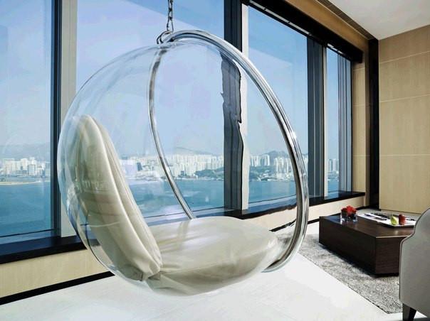 Подвесное кресло шар, качалка для дома, офиса - Gazonda в Киеве