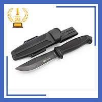 Тактический нож Columbia 1448A. Нож для охоты, рыбалки и туризма. Охотничий нож. Нож для выживания.Нож в чехле
